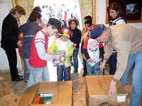 Samaritan Purse Gifts