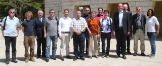 2nd German Parliamentary Delegation in JLSS